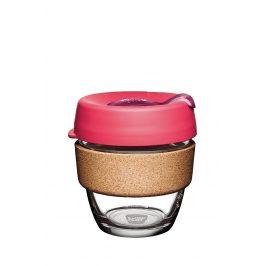 Cestovní hrnek Keepcup růžový s korkem 227ml Objem: 227ml Cestovní hrnek