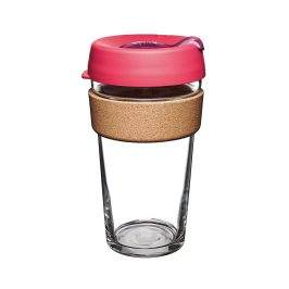 Cestovní hrnek Keepcup růžový s korkem 454 ml Objem: 454ml Cestovní hrnek