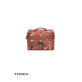 Kosmetický kufřík Essenza Home Tracy Airen kosmetická taštička červená