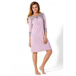 Elegantní noční košile Natalie Magnolia  světlefialová