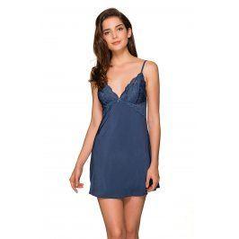 Elegantní košilka Lianne  modrá