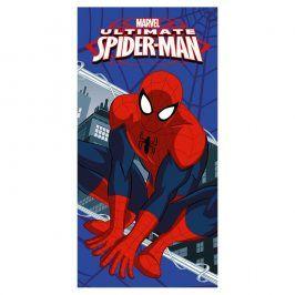 Dětská osuška Spiderman 70x140 cm barevná