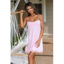 Dámská noční košilka Sweet Dreams Pink  růžová