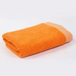 Ručník Paloma oranžový 50x90 cm Ručník