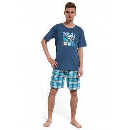 Chlapecké pyžamo Ocean  modrá