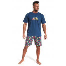 Pánské pyžamo CORNETTE Chilli Siesta 100% bavlna  barevná
