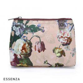 Taštička Essenza Julie růžová kosmetická taštička růžová