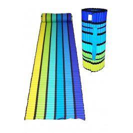 Plážová matrace Happy 60x180 cm barevná
