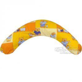 Bavlněný potah na polštář Relax  oranžová