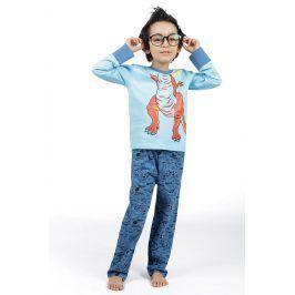 Chlapecké pyžamo Lenny Sky  Rex  modrá