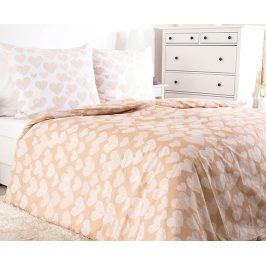 Povlečení Lovely 140x200 jednolůžko - standard bavlna