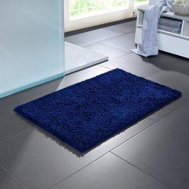 Koupelnová předložka Bologna modrá 60x100 cm modrá
