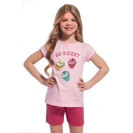 Dívčí pyžamo So sweet  růžová