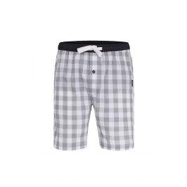 Pánské pyžamové šortky Ceceba Grey  šedá