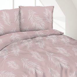 Povlečení Feather 140x200 jednolůžko - standard bavlna