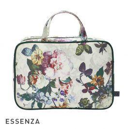 Cestovní kosmetická taštička Essenza Yara Ecru kosmetická taštička ecru