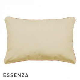 Dekorační polštář Essenza Duke žlutý 40x60 cm Žlutá