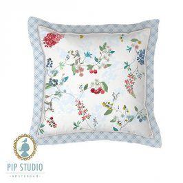 Dekorační polštář Pip Studio 45x45 cm Bílá