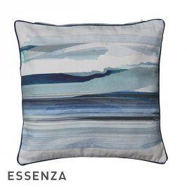 Dekorační polštář Essenza Mooa 45x45 cm Modrá