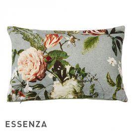 Dekorační polštář Essenza Verdi 30x50 cm Zelená