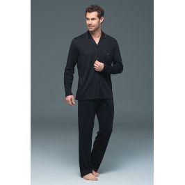 Pánské pyžamo BLACKSPADE Lion modalové  černá
