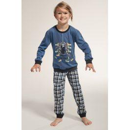 Chlapecké pyžamo Spider  modrá