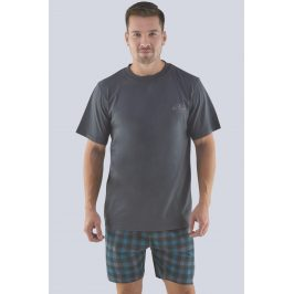 Pánské pyžamo Vilém  šedá
