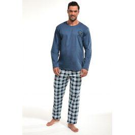 Pánské pyžamo Aviation I.  modrá