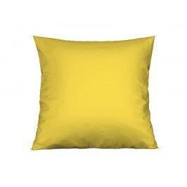 Povlak na polštářek Edel 40x40 cm žlutá