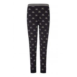 Pánské pyžamové kalhoty Bulldogs  černá