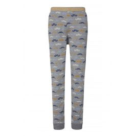 Pánské kalhoty na spaní Grand Monsieur  melanžšedá
