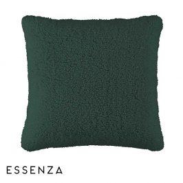 Dekorační polštář Essenza Lammy zelený 50x50 cm zelená