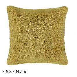 Dekorační polštář Essenza Lammy žlutý 50x50 cm žlutá