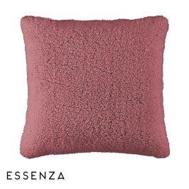 Dekorační polštář Essenza Lammy růžový 50x50 cm růžová