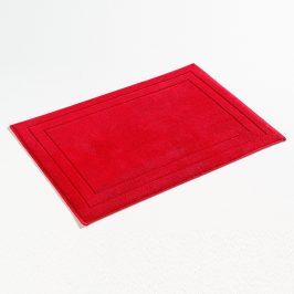 Koupelnová předložka Jasmina červená 50x70 cm 50x70 cm