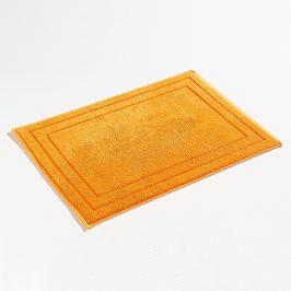 Koupelnová předložka Jasmina oranžová 50x70 cm bavlna
