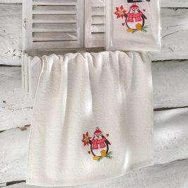 Ručník Christmas Pingu 40x60 cm Ručník malý