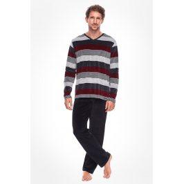 Pánské pyžamo Mell  barevná