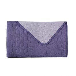 Přehoz Charlotte fialový 200x220 cm fialová