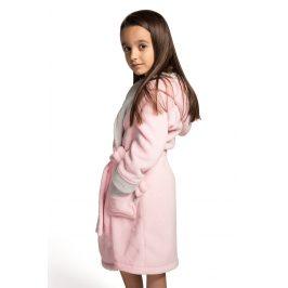 Dívčí župan Daria  růžová