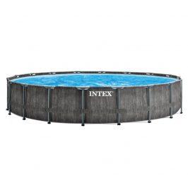 Marimex | Bazén Florida Premium Greywood 5,49x1,22 m + filtrace a příslušenství | 10340251