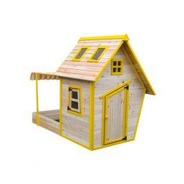 Marimex | Dětský dřevěný domeček s pískovištěm Flinky | 11640353