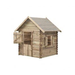 Marimex | Dětský dřevěný domeček Western | 11640354