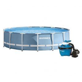 Marimex | Bazén Florida Prism 3,66x0,99 m s pískovou filtrací ProStar 4 | 19900098