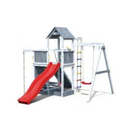 Marimex | Dětské hřiště Marimex Play 009 - šedobílé | 11640395