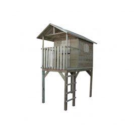 Marimex | Dětský dřevěný domeček s žebříkem Vyhlídka | 11640372