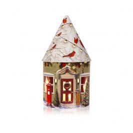 Marimex | Svítící vánoční domeček 5 LED | 18000477