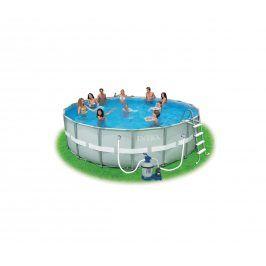 Marimex | Bazén Florida Premium Grey 4,88x1,22 m s pískovou filtrací Sand 4 | 10340037