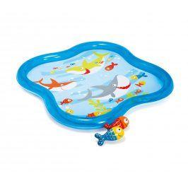 INTEX 57126 bazének s rozstřikováním 140x140x11 cm