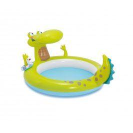 Marimex | Nafukovací bazének s vodotryskem ve tvaru krokodýla | 11630191